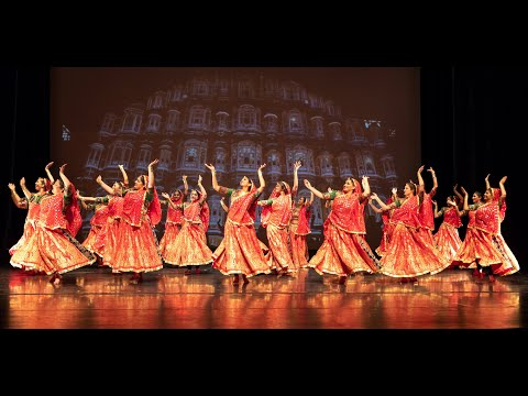 Boston Bollywood Season Five -- Ghoomar