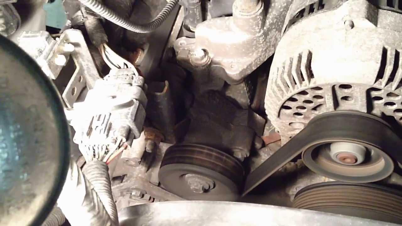 Engine Ford Explorer 2004 Specs