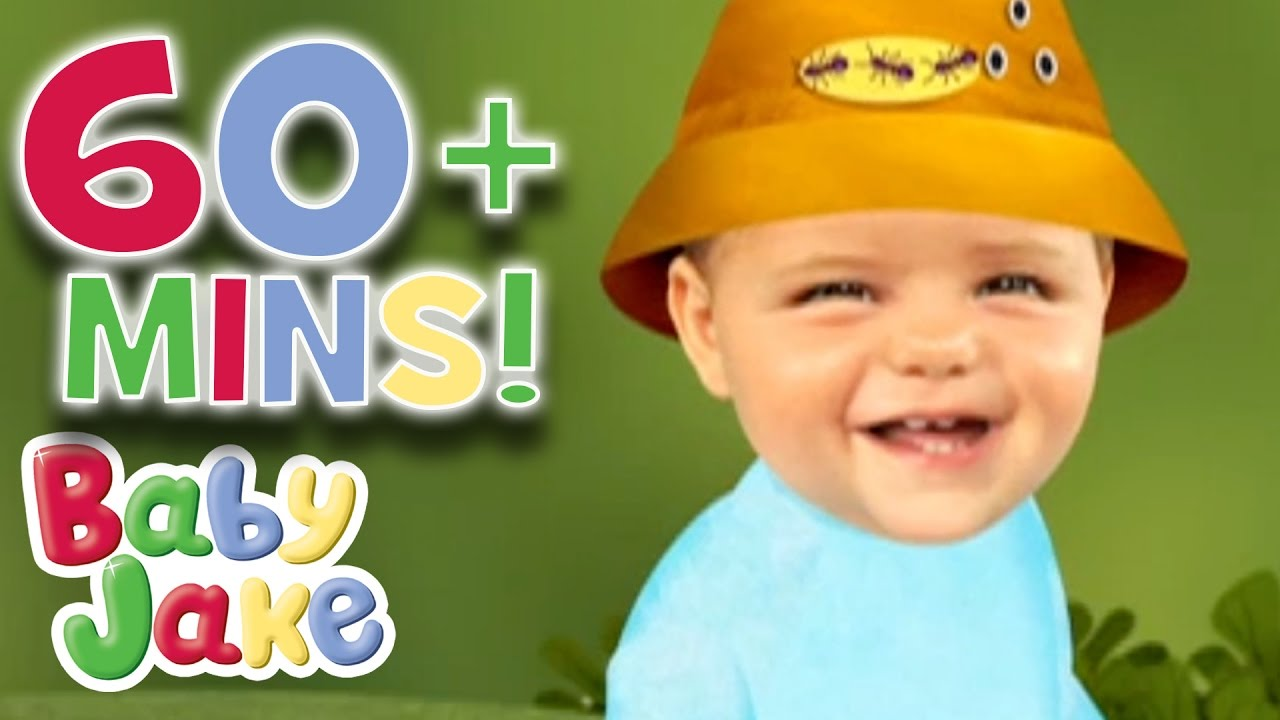 Baby Jake - Tropical Adventures (60+ mins) - YouTube