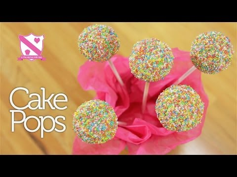 How To Make Cake Pops - In The Kitchen With Kate