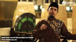 Kultum Ramadhan - Seputar shalat tarawih