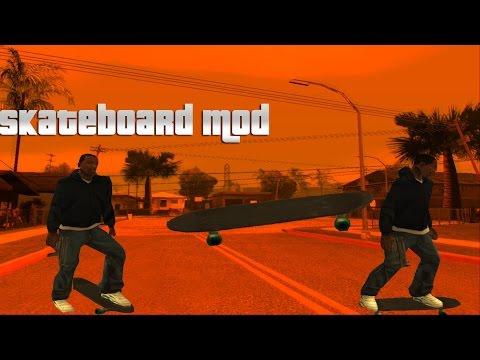 Skate Board Mod