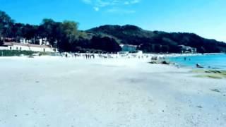 Playa San Francisco mini movie - Louro (Muros)  (Created wi