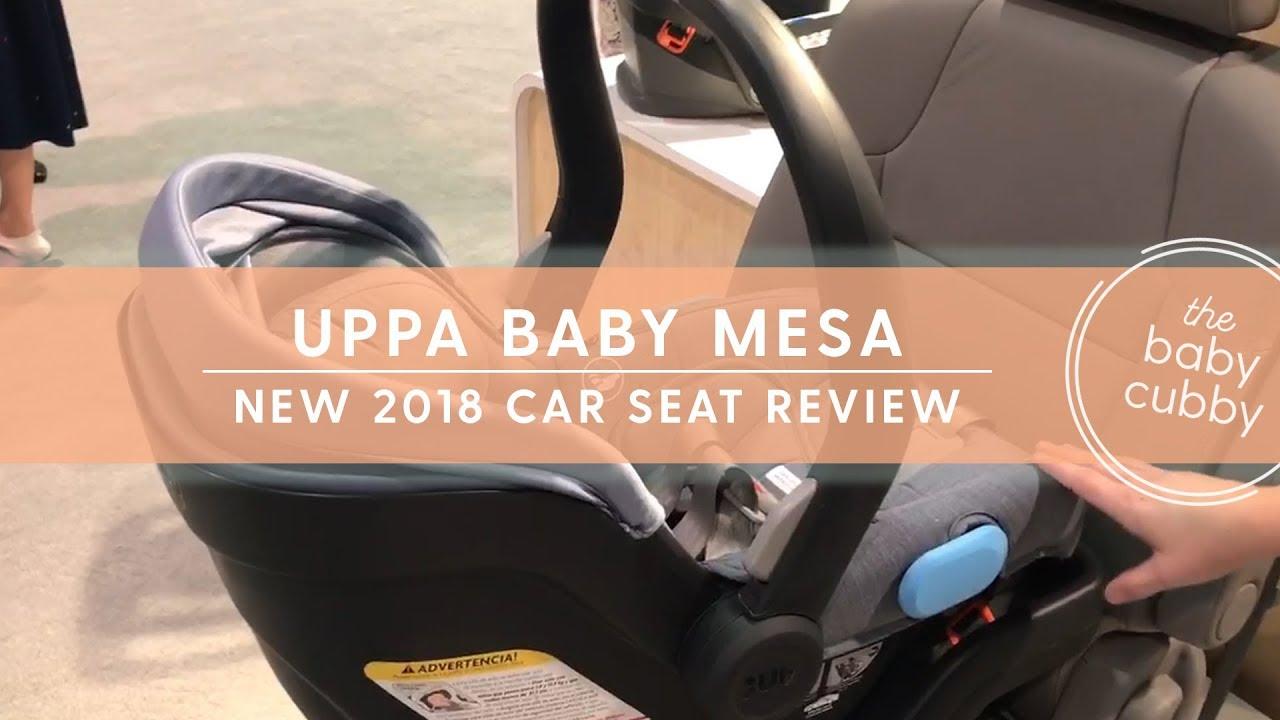 Uppababy Mesa Car Seat 2018   NEW CAR SEAT 2018 - YouTube