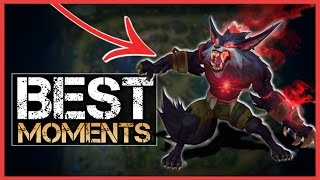 LoL Best Stream Moments #5 - NEW WARWICK OP