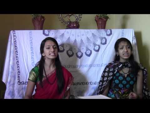 Budhavarapu Sisters Singing Parasakthi Janani