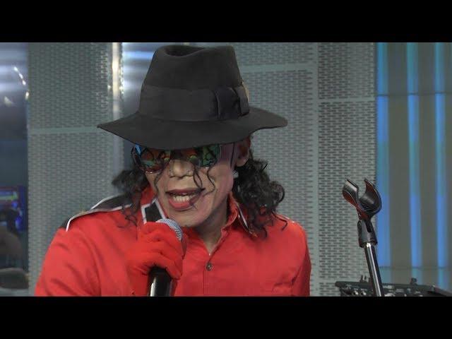 Dantanio - Billie Jean (LIVE @ Авторадио) Star of The Michael Jackson HIStory Show