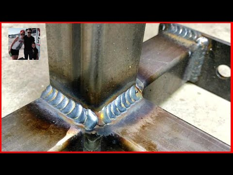 Handrail Welding Project