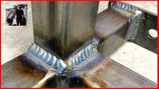 Handrail Welding Project