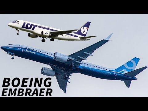 The BOEING and EMBRAER Deal is CLOSE