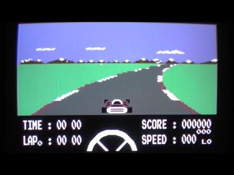 Simulator September: Formula 1 Simulator (C64/C16/CPC/Spectrum/MSX)