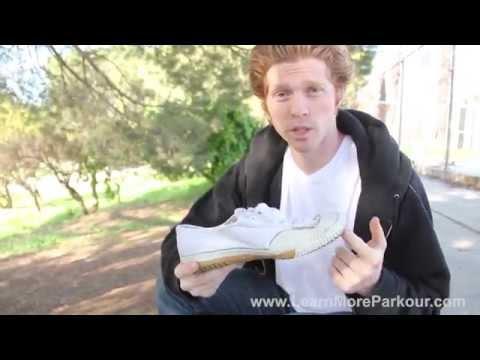 Best Shoe for Parkour? Parkour Shoe Review - Feiyue