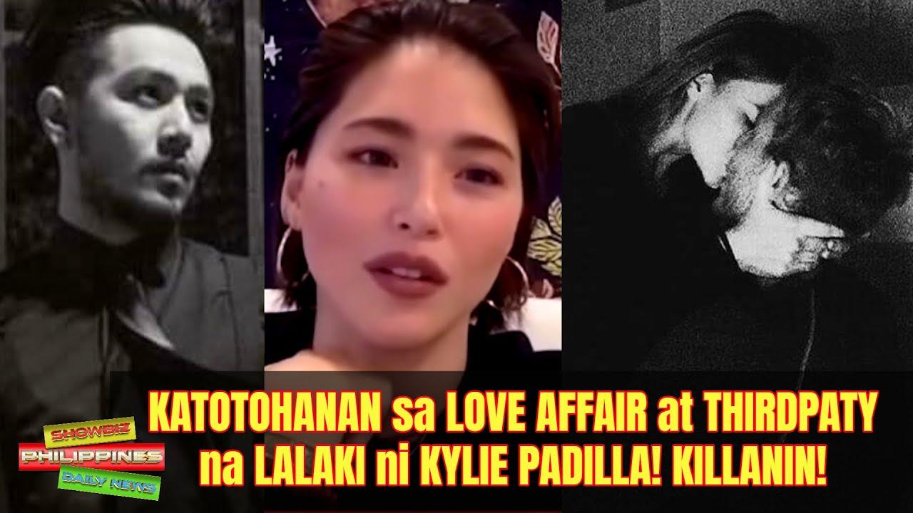 Download KATOTOHANAN sa LOVE AFFAIR at THIRDPATY na LALAKI ni Kylie Padilla! ALAMIN NATIN!