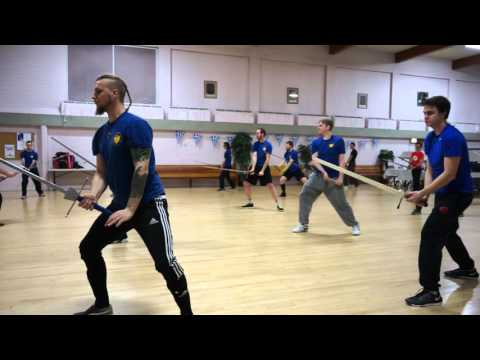 Academy of European Swordsmanship Edmonton