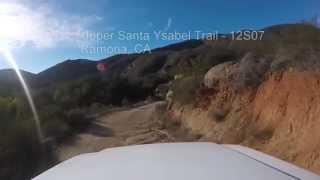 Santa Ysabel Trail, Ramona California, Trailsoffroad.com
