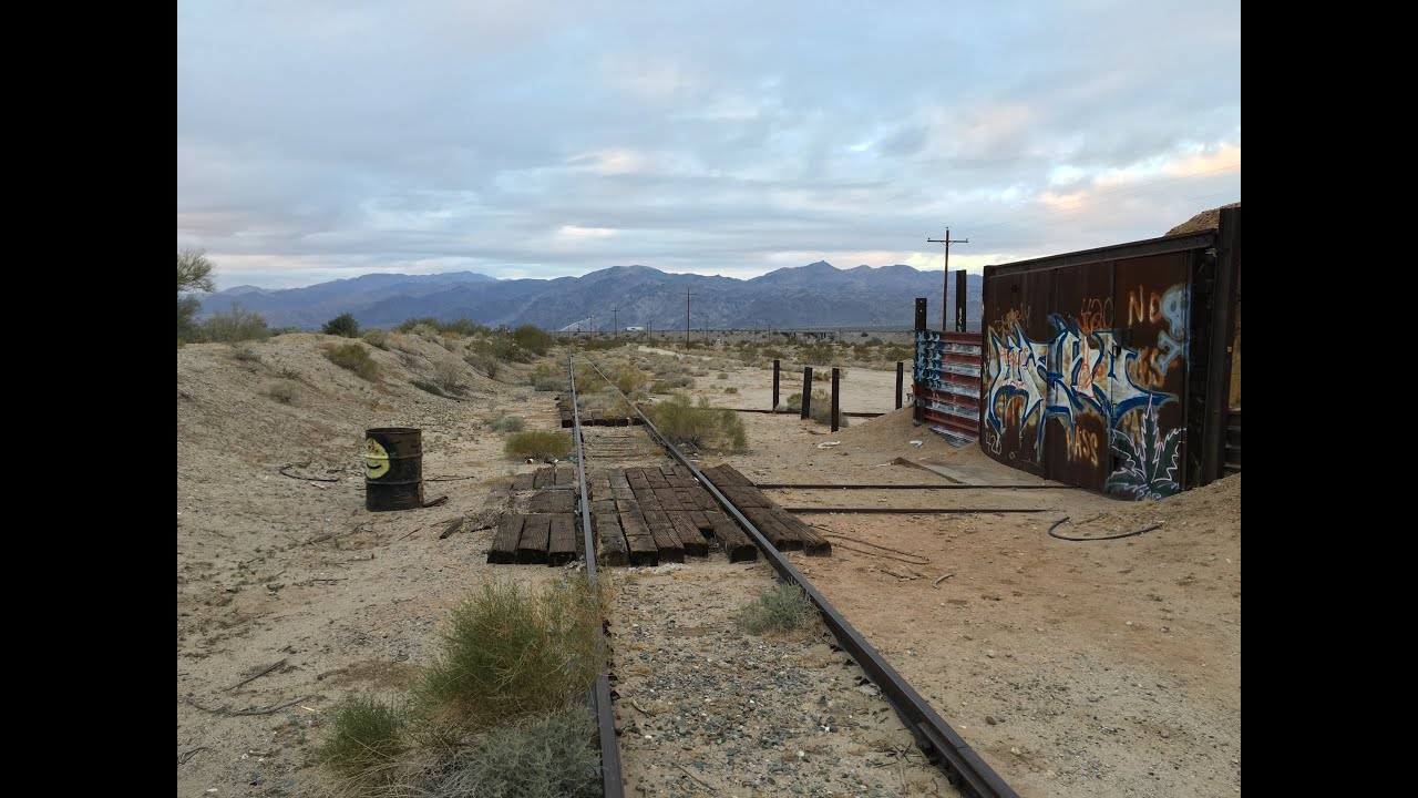 Exploring The Defunct Eagle Mountain Railroad For R