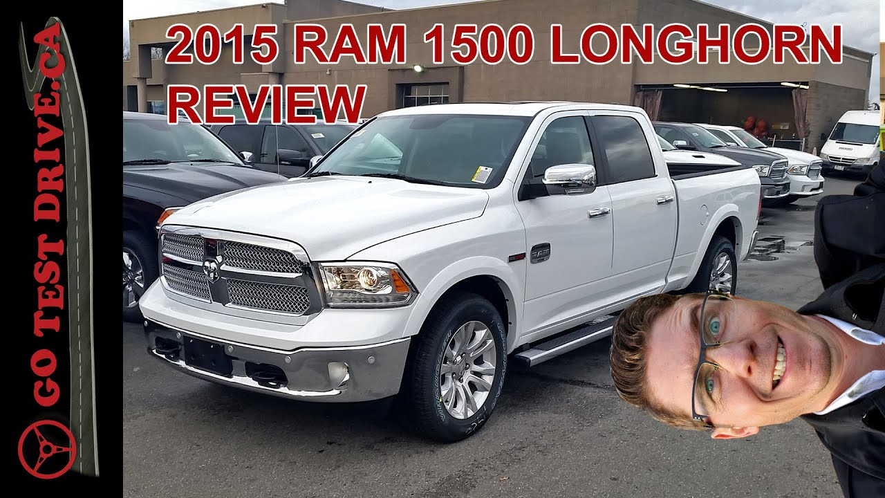 2015 ram 1500 longhorn eco diesel review doovi. Black Bedroom Furniture Sets. Home Design Ideas
