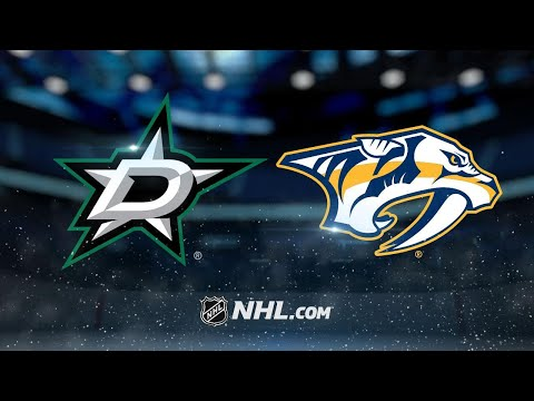 Rinne, Forsberg lead Preds to 4-1 win over Stars