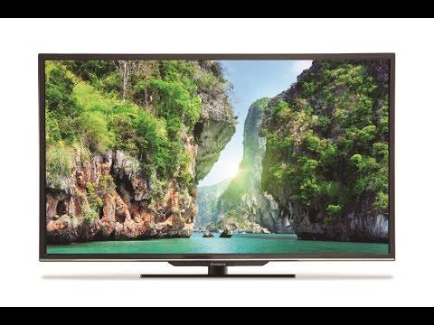 Led Smart TV de Hitachi LE49SMART06 YouTube
