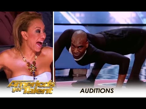 LEAK: Flexible Contortionist FREAKS OUT The Judges! | America's Got Talent 2018