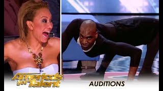 LEAK: Flexible Contortionist FREAKS OUT The Judges! | America