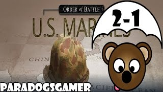 Order of Battle   US Marines   Guadalcanal   Part 1