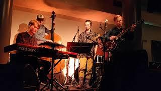Eskelinen Intergalactic Quintet - Kotihima (Live at Tenho Restobar)