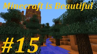 Minecraft is Beautiful: Episode 15 - Bristle Cone Loop Trail
