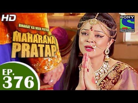 Bharat Ka Veer Putra Maharana Pratap - महाराणा प्रताप - Episode 376 - 4th March 2015