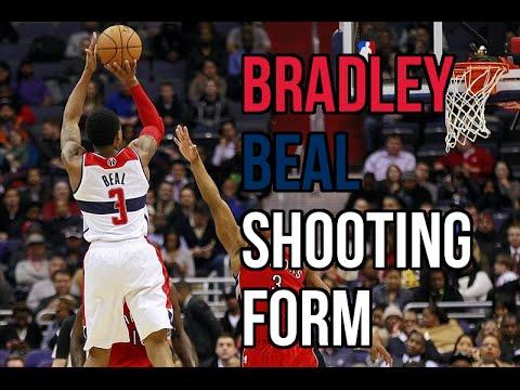 Bradley Beal Shooting Form