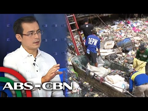 Isko Open To Waste To Energy Tech In Solving Garbage Woes   ANC