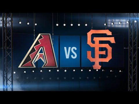 4/18/15: Giants Cap Off Special Night With A Victory