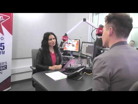 SHAWN HOOK Interview at 94.5 Virgin Radio
