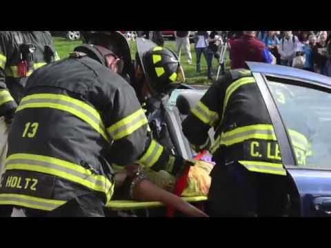 Pre-Prom Mock Car Crash - Harry S Truman High School - 4/30/15