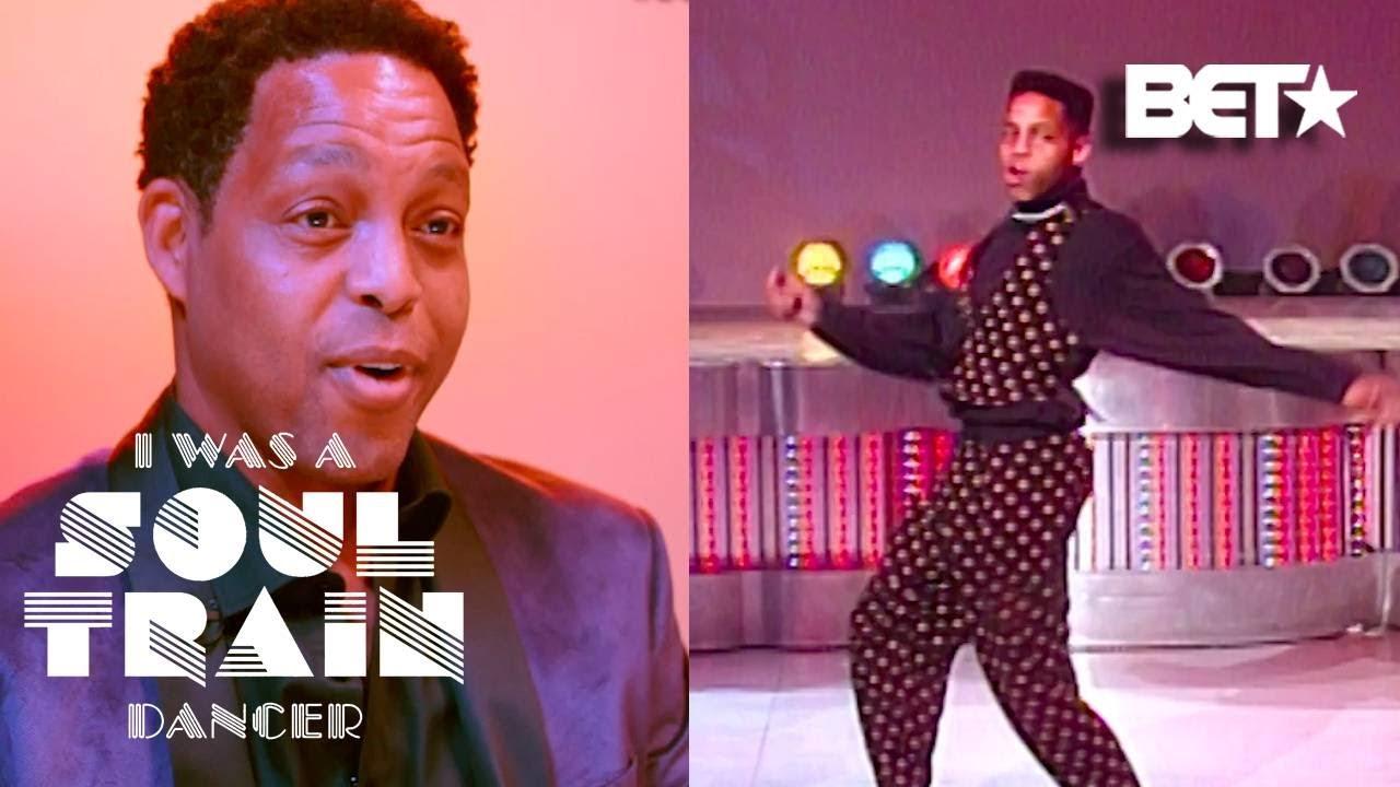 Original Soul Train Dancer Terrell Ferguson On Bringing New-Age Fashion & Dance Moves To The Show!