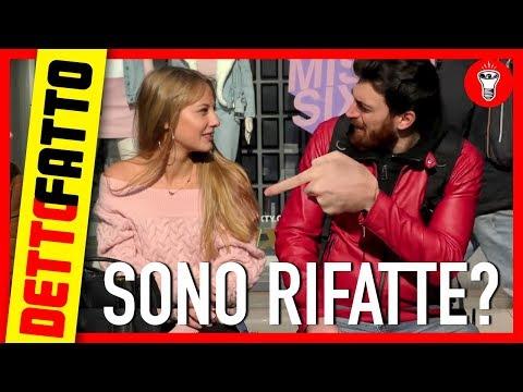 Sono Vere o Rifatte? DETTO FATTO EP.12 - theShow