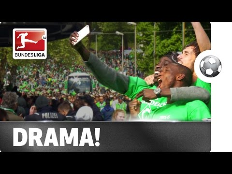 Bremen vs. Frankfurt - The Drama of the Relegation Battle