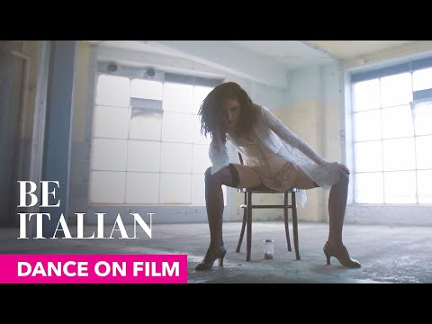 BE ITALIAN Choreographed by Jayden Hicks