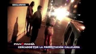 Repeat youtube video Cercados por la prostitución callejera: vecinos toman acciones contra el delito