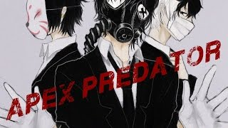 Nightcore - Apex Predator