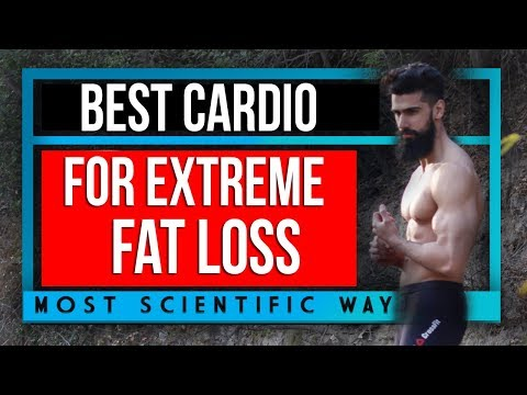Best CARDIO WORKOUT for EXTREME FAT LOSS (For Men and Women)
