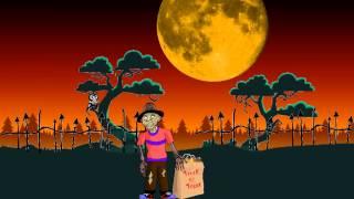 halloween bengali bangla horror animation by Ritam Majumder