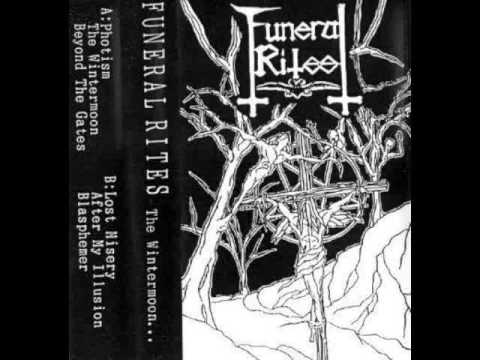 Funeral Rites - The Wintermoon (1996)...