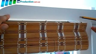 Установка Бамбуковых рулонных штор на окна или Установка Бамбуковых ролет от JB Production(Видео урок по установке Бамбуковых рулонных штор на окна от JB Production. Вы можете с легкостью устанавливать..., 2015-02-09T23:10:40.000Z)