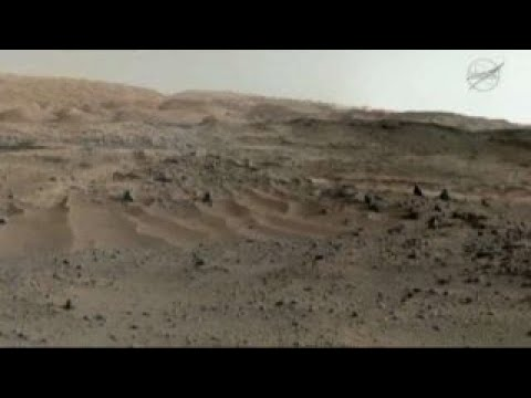 NASA's Curiosity Mars rover found organic matter on the planet