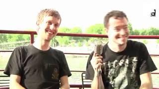 La Dispute & Touche Amore - The crossed interview | ATR TV