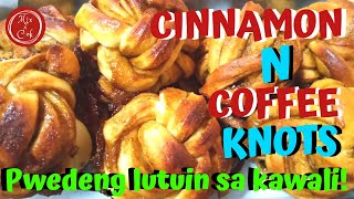 Cinnamon Knots   Coffee Knots   Mix N Cook