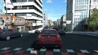 افضل لعبه سباق سيارات للاندرويد .2014Best game race cars for Android GT-Raci