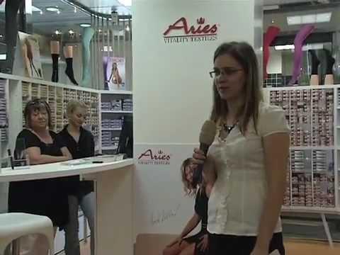 Slavnostní otevření prodejny Aries v Praze, v OD Bílá labuť, Na poříčí 23 - 1.9.2011