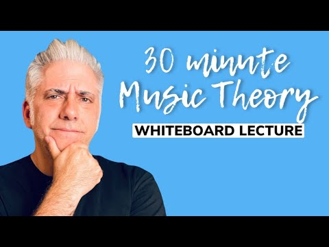 30 Minute Guide to MUSIC THEORY (Beato Bundle Sale)